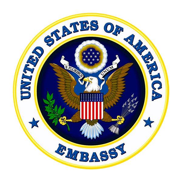Entidades Signatárias Embaixada EUA
