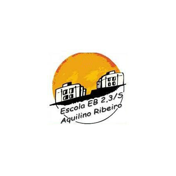 Logótipo Escola EB 2,3/S Aquilino Ribeiro  Entidades Signatárias logotipo ae aquilino ribeiro