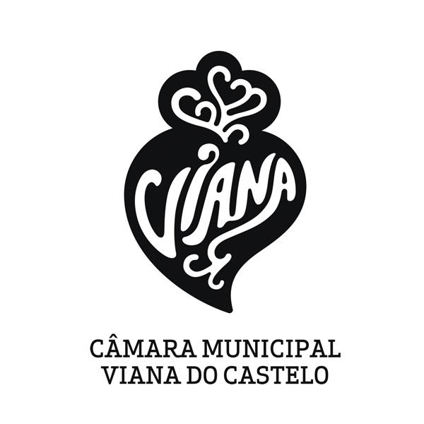 Logótipo Câmara Municipal Viana do Castelo  Entidades Signatárias logotipo camara viana castelo