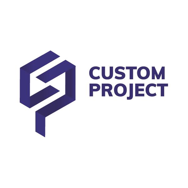 Logótipo Custom Project Software  Entidades Signatárias logotipo custom project software