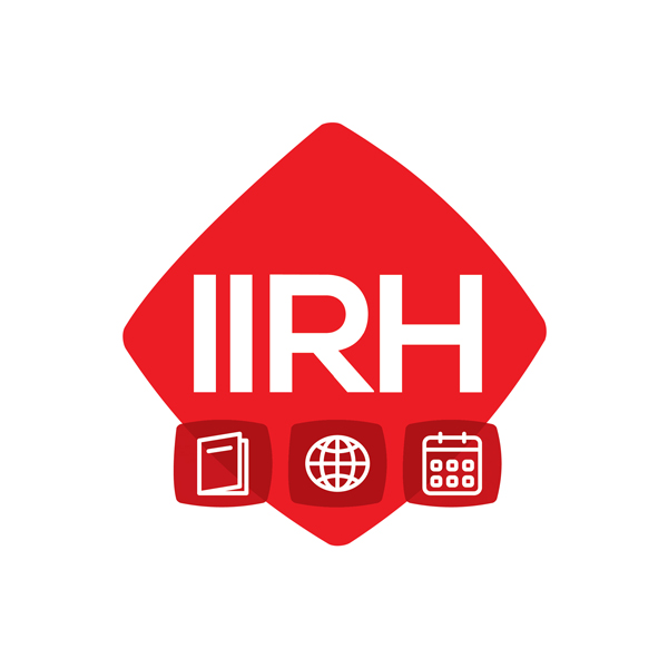 Logótipo IIRH  Entidades Signatárias logotipo iirh
