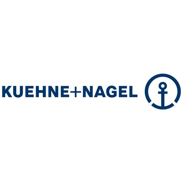 Logótipo Kuehne+Nagel  Entidades Signatárias logotipo kuhne nagel