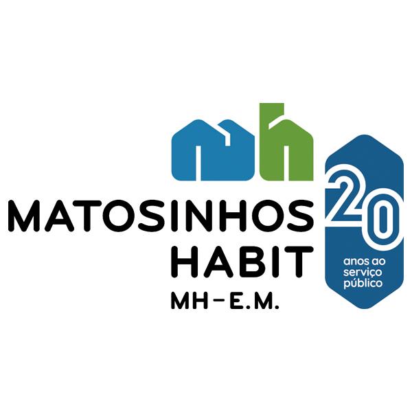 Logótipo Matosinhos Habit  Entidades Signatárias logotipo matosinhos habit