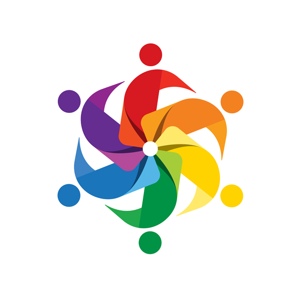 Logótipo Opus Diversidades  Entidades Signatárias logotipo opus diversidades