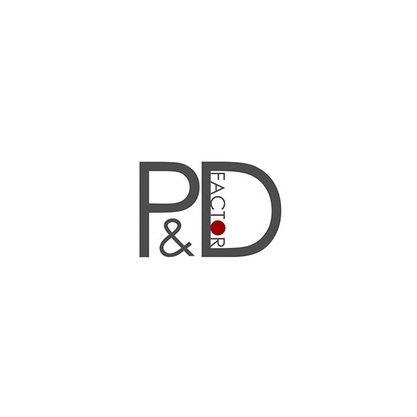 Logótipo P&D Factor  Entidades Signatárias logotipo p d factor