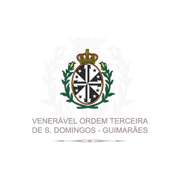 Logótipo Venerável Ordem Terceira de S. Domingos Guimarães  Entidades Signatárias logotipo veneravel ordem terceira de s domingos