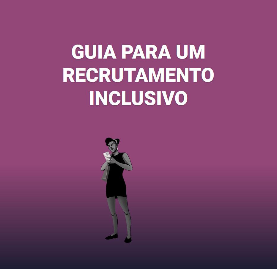 guia para um recrutamento inclusivo  Plataforma de Conhecimento guia para um recrutamento inclusivo
