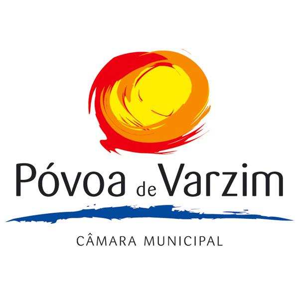 Logótipo Câmara Municipal Póvoa de Varzim  Entidades Signatárias logotipo camara municipal povoa de varzim