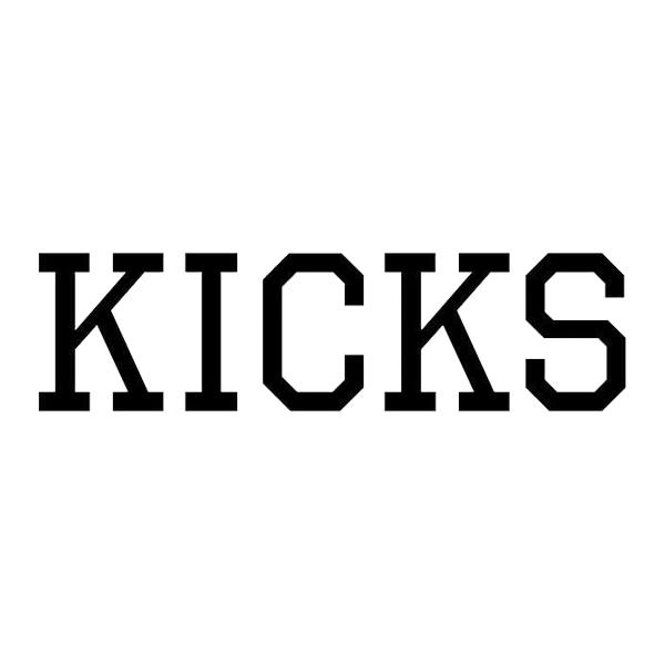 Logótipo Kicks  Entidades Signatárias logotipo kicks