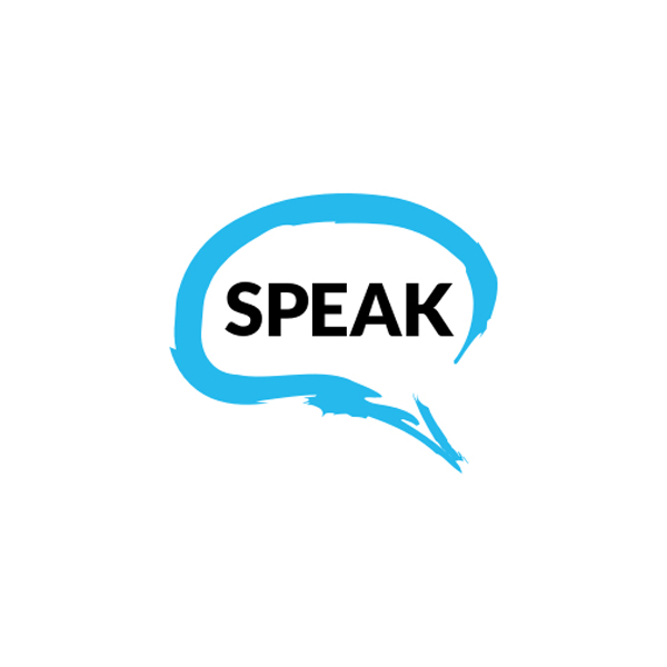 Logótipo Speak  Entidades Signatárias logotipo speak