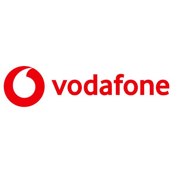 Logótipo Vodafone  Entidades Signatárias logotipo vodafone