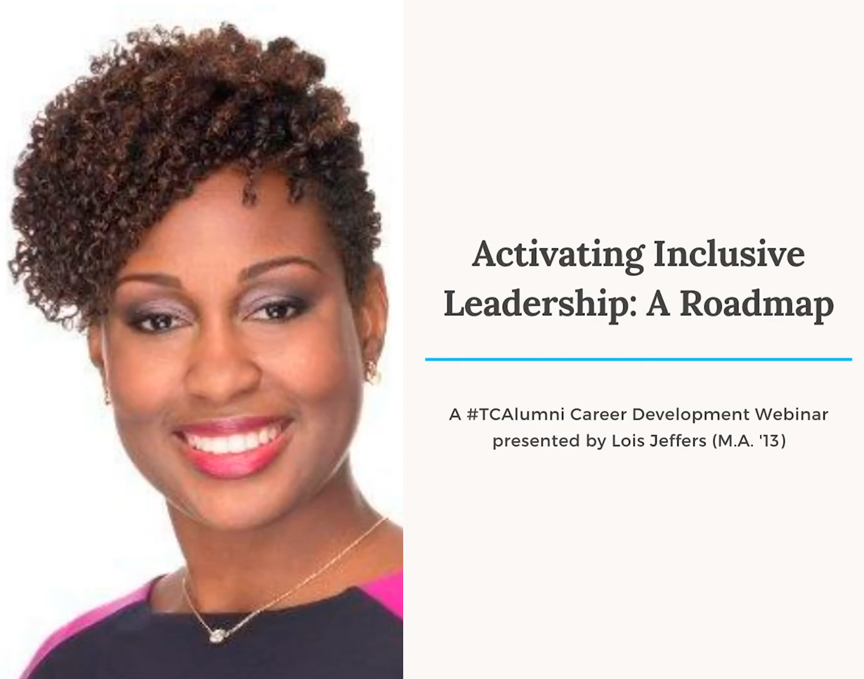 activating inclusive leadership: a roadmap Activating Inclusive Leadership: A Roadmap Activating Inclusive Leadership A Roadmap