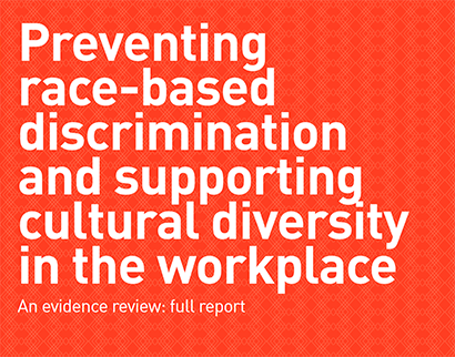 Preventing-race-based-discrimination-and-supporting-cultural-diversity preventing race-based discrimination and supporting cultural diversity in the workplace Preventing race-based discrimination and supporting cultural diversity in the workplace Preventing race based discrimination and supporting cultural diversity 1  Plataforma do Conhecimento – teste Preventing race based discrimination and supporting cultural diversity 1