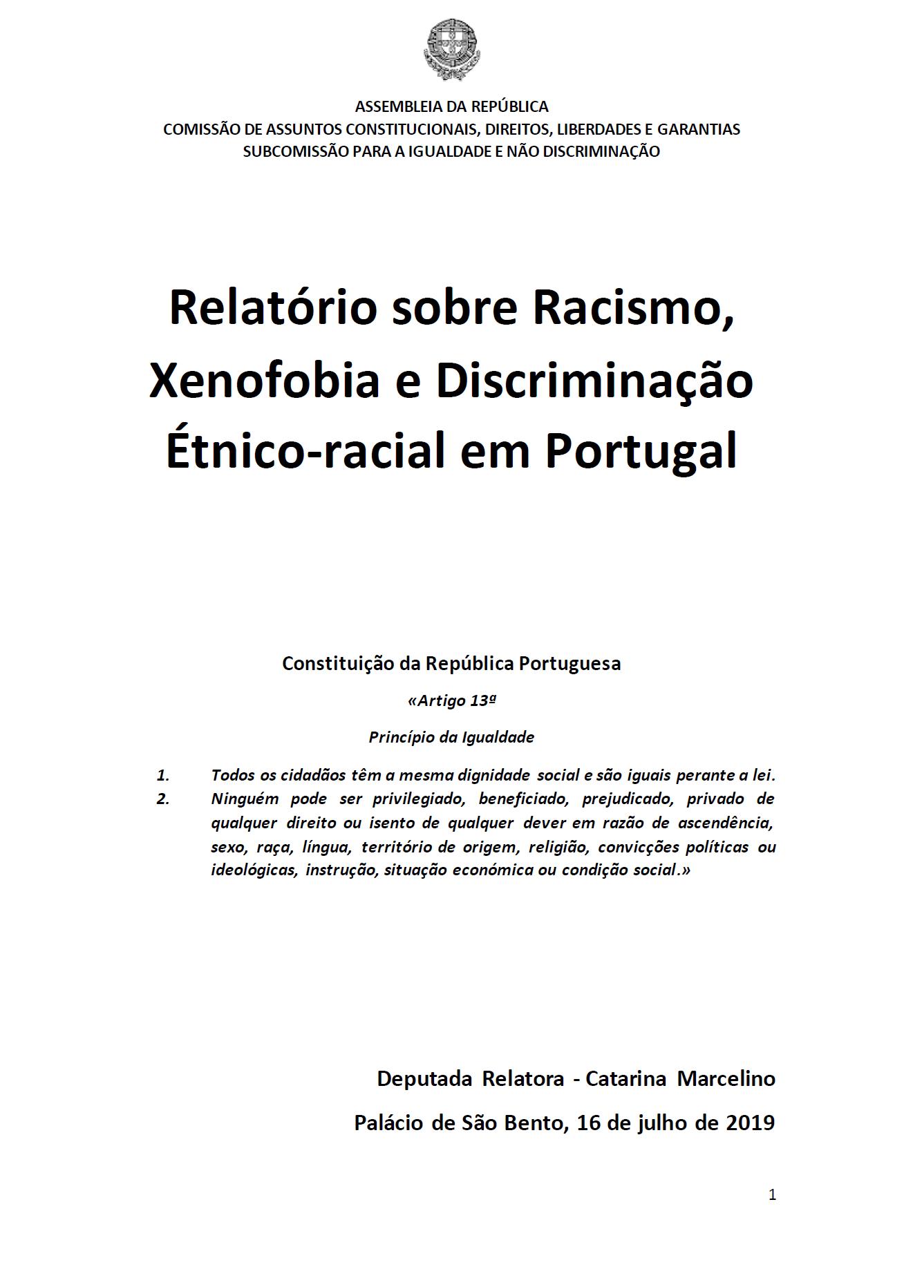 Relatório-sobre-Racismo,-Xenofobia-e-Discriminação-Étnico-racial-em-Portugal relatório sobre racismo, xenofobia e discriminação Étnico-racial em portugal Relatório sobre Racismo, Xenofobia e Discriminação Étnico-racial em Portugal Relatorio sobre Racismo Xenofobia e Discriminacao Etnico racial em Portugal capa